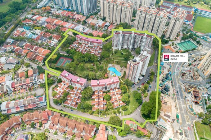 Faber Garden on the market for S$1.18b