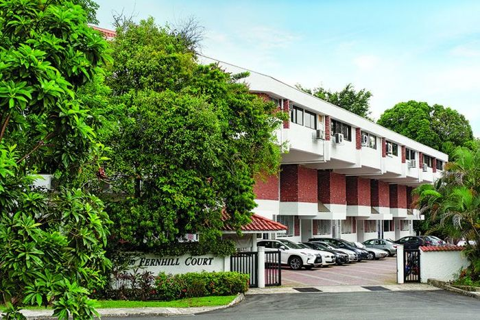 Fernhill Court near Nassim Road up for en bloc sale with $125m reserve price