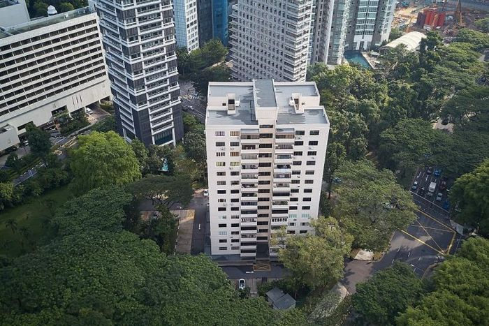 Park House sold for record price of $2,910 psf per plot ratio
