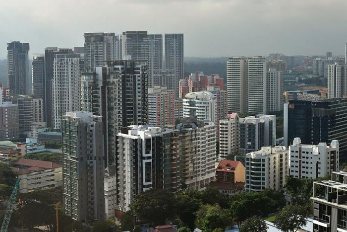 Condo, HDB rents fall with fewer units leased out