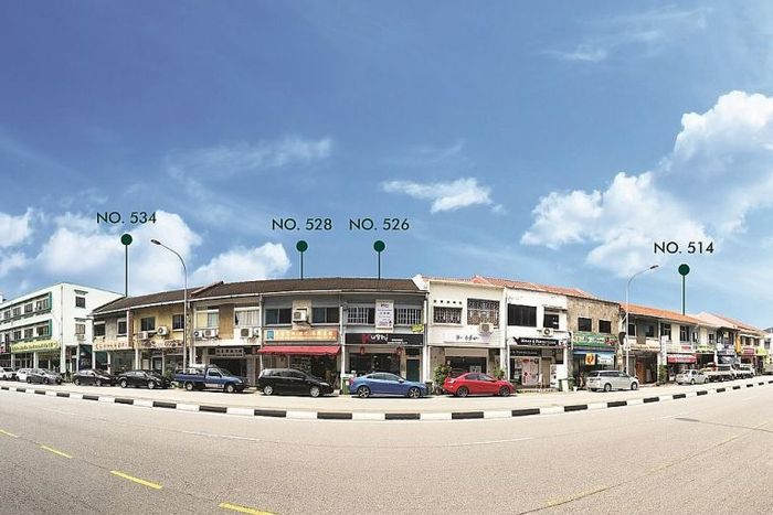 MacPherson freehold shophouses launched for sale