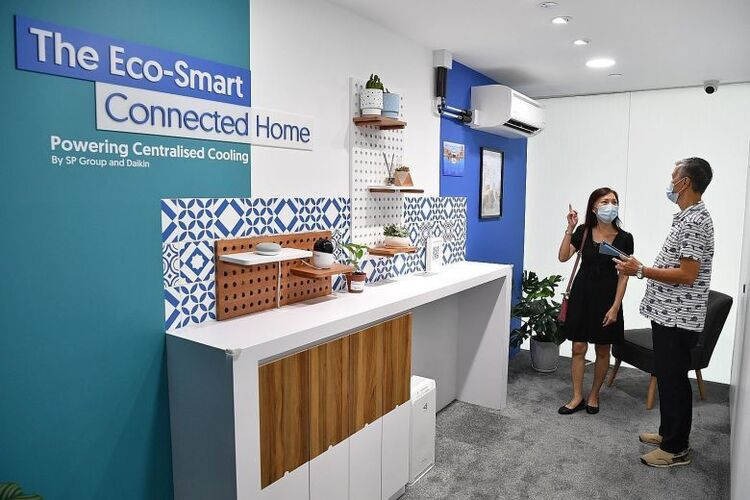1,000 households opt in for Tengah's cool new feature