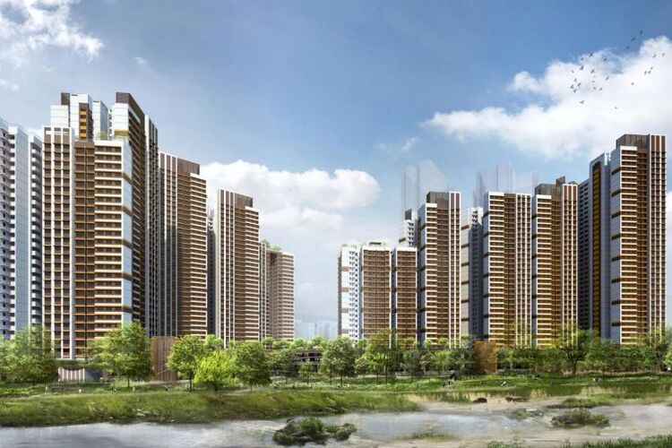 More than 5,700 BTO flats launched in last sale exercise of the year, including 1,500 in Bishan