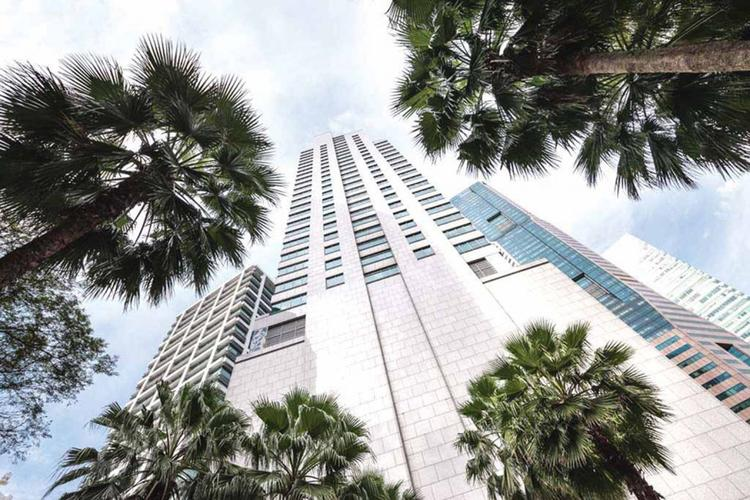 Lian Beng-led consortium in S$207m deal to sell 79,500 sq ft space at Prudential Tower