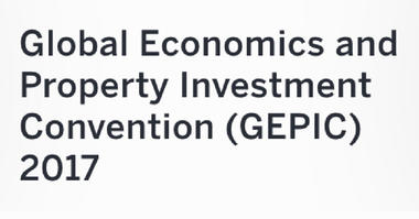 Global Economics Property Investment Convention.Download PDF here: