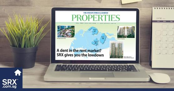A dent in the rent market? SRX gives you the lowdown