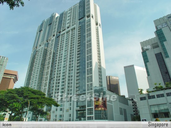 Icon Condo Details - Gopeng Street in Chinatown / Tanjong Pagar (D2