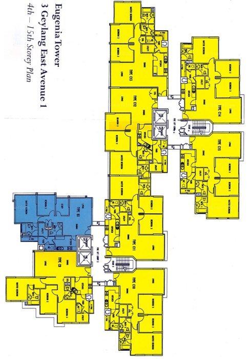 Central Grove D14 Condominium For Sale 89908561