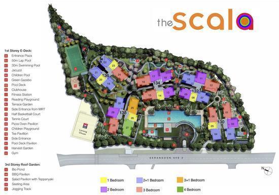 The Scala Condo Details Serangoon Avenue 3 In Hougang Punggol