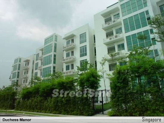 Duchess Manor (D10), Condominium #4168