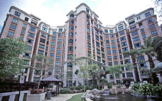 the hillside condo details upper bukit timah road in clementi park