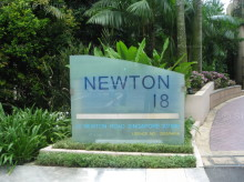 Newton 18 (D11), Apartment #1091272