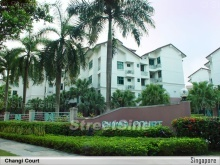 Changi Court project photo