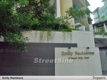 Floor Plans For Emily Residence Condo Srx