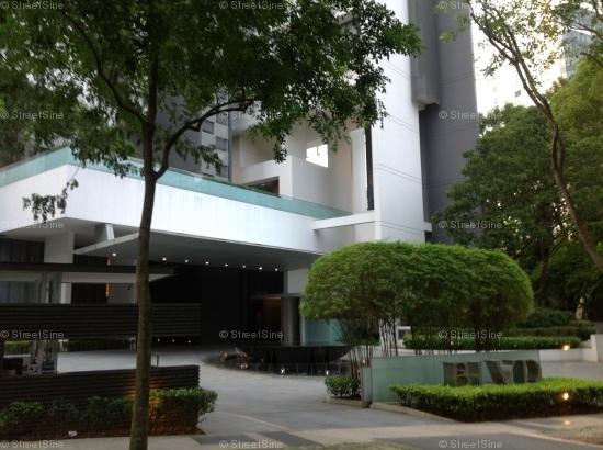 Floor Plans For The Boulevard Residence Condo Srx