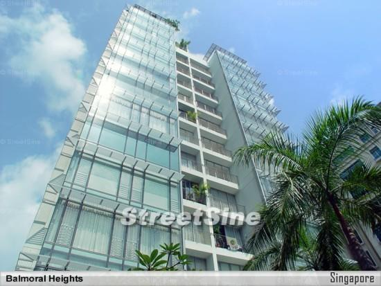 Floor Plans For Balmoral Heights Condo Srx
