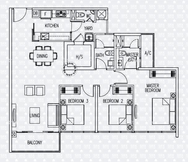 My Manhattan Floor Plan Image #1