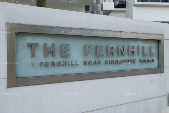 The Fernhill (D10), Apartment #39212