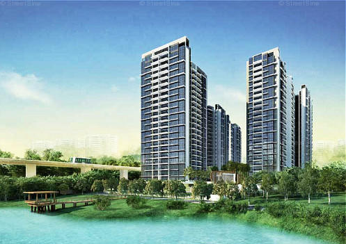 H2O Residences project photo thumbnail