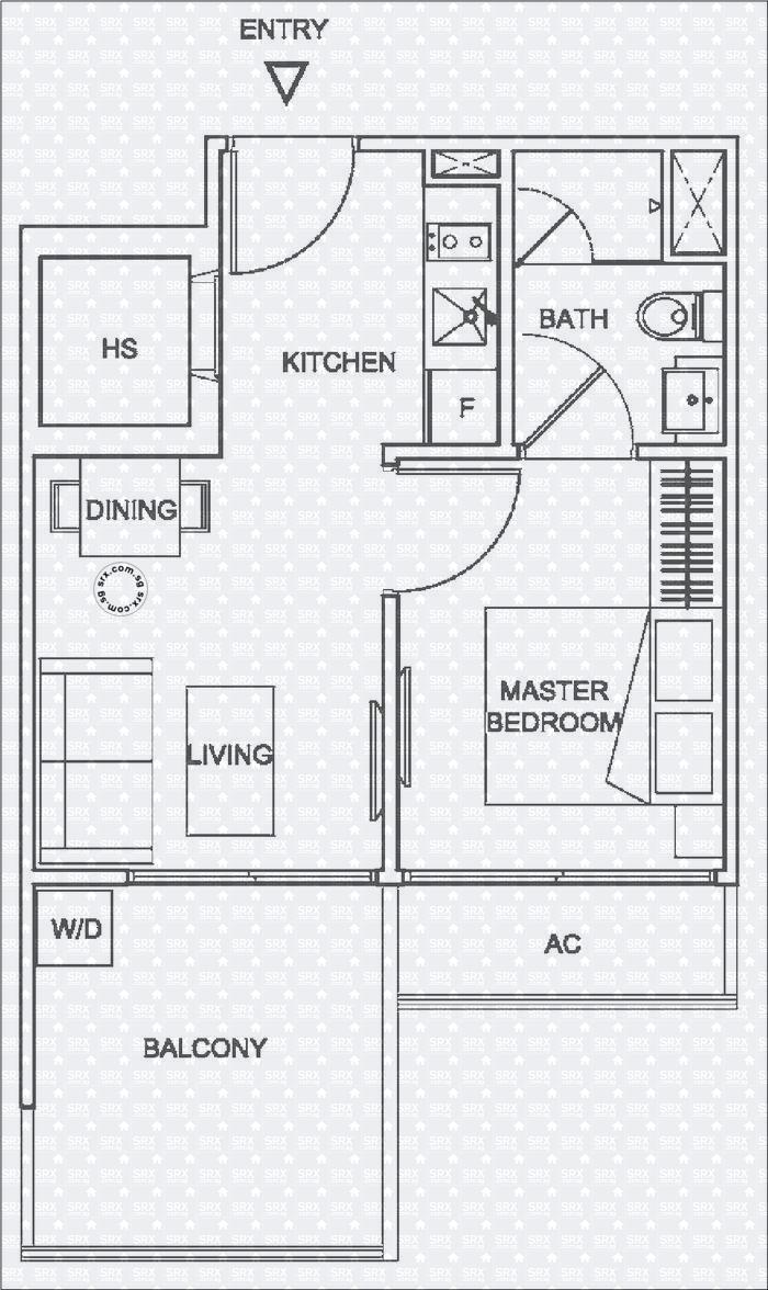 Floor Plans For 10 Shelford Condo Srx Property