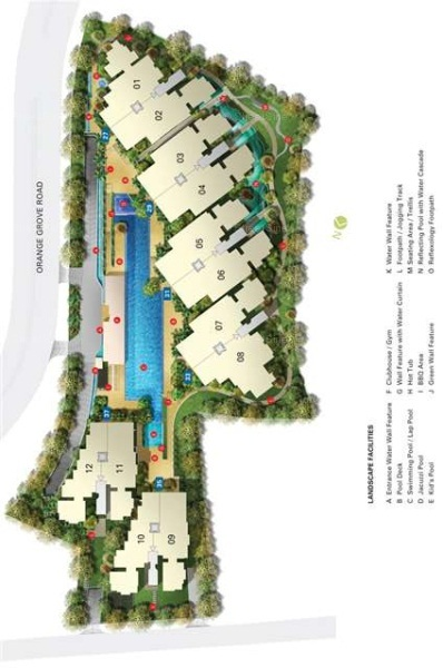 Orange Grove Residences photo thumbnail #16