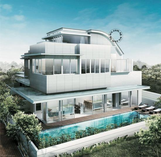 White House Residences project photo thumbnail