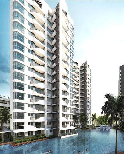 Arc at Tampines project photo