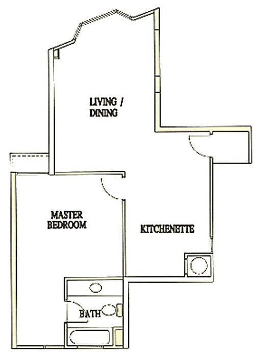 King Albert Lodge (D21), Condominium #2547