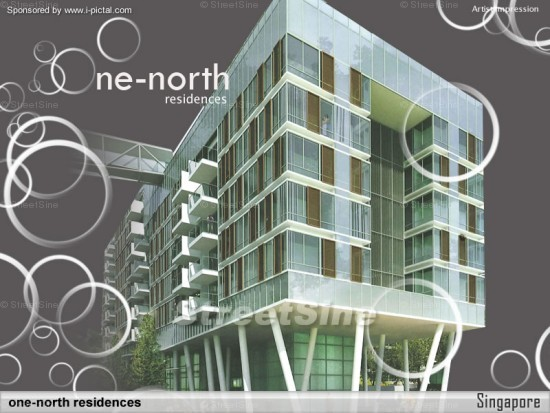 One-north Residences (D5), Apartment #3716