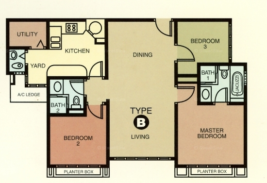 Emerald East D15 Apartment For Sale 92360831