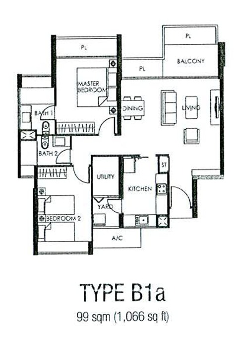 The Metropolitan Condominium Condo Details - Alexandra View in ...
