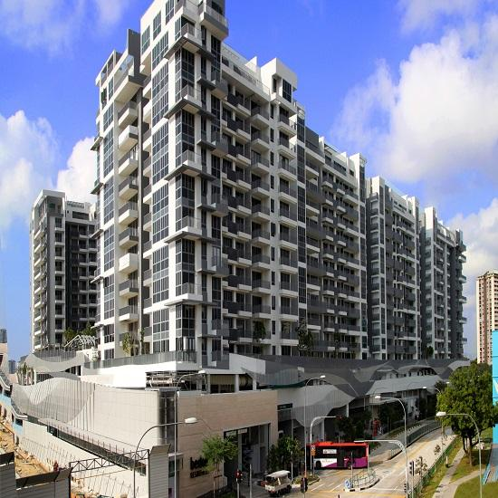 Bedok Residences project photo