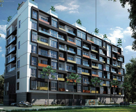 Centra Residence thumbnail photo
