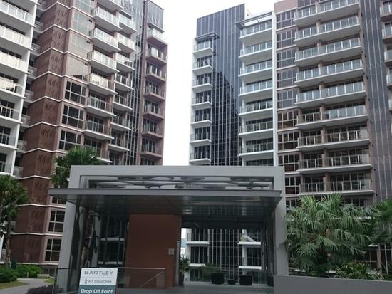 Bartley Residences (D19), Apartment #1354002