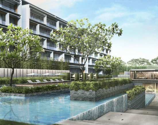 Seletar Park Residence project photo thumbnail