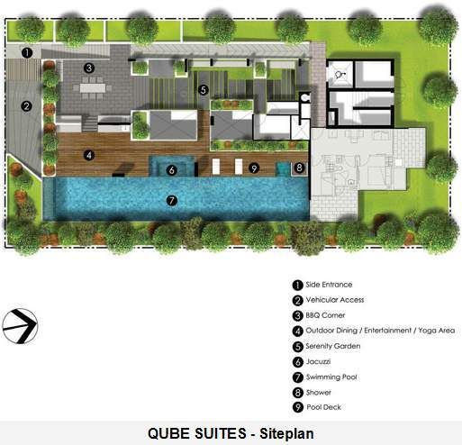 Qube Suites thumbnail photo