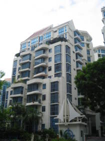 Sanctuary Green (D15), Condominium #992272