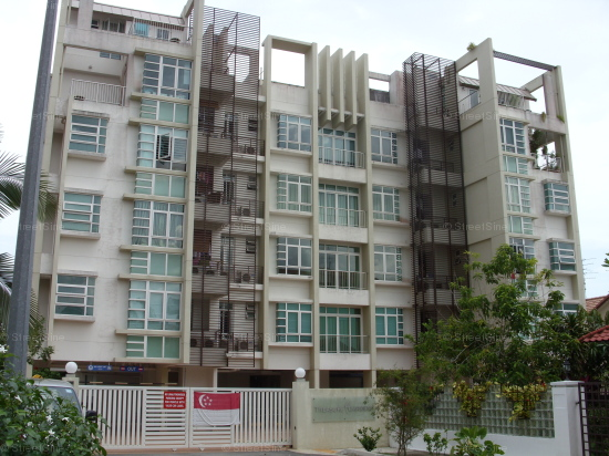 Merveilleux Treasure Gardens Condo Details   Teow Hock Avenue In Hougang ...
