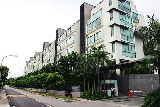 Duchess Residences (D10), Condominium #1363802