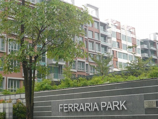 Ferraria Park Condominium thumbnail photo