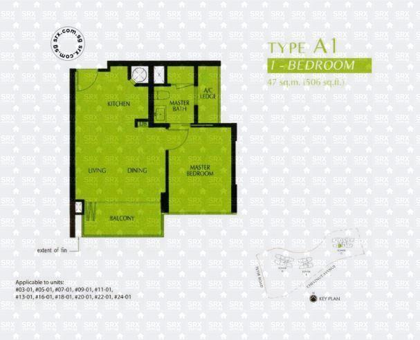Eco Sanctuary D23 Condominium For Sale 74242442