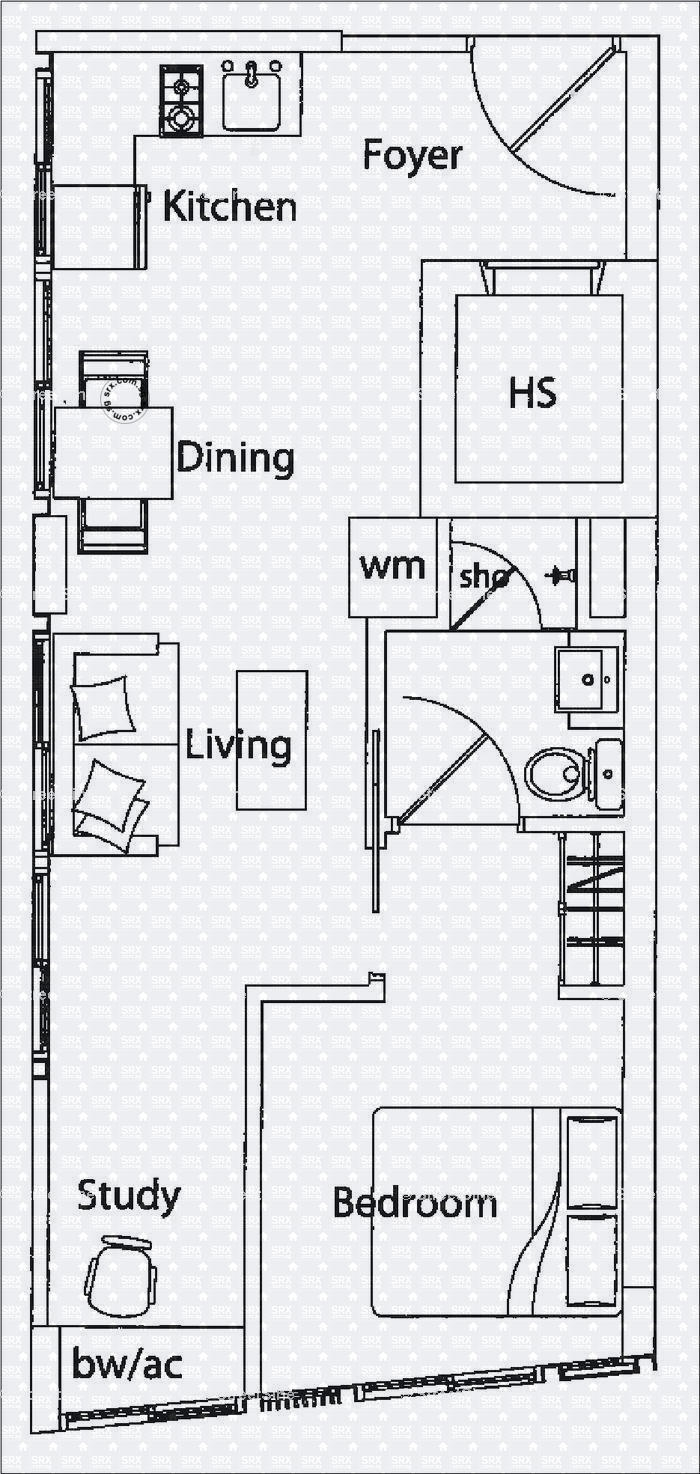 Floor Plans For Devonshire 12 Condo Srx Property