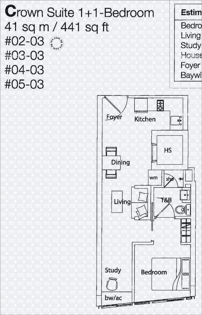 Floor Plans For Devonshire 12 Condo Srx Property