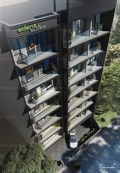 Edenz Suites project photo thumbnail