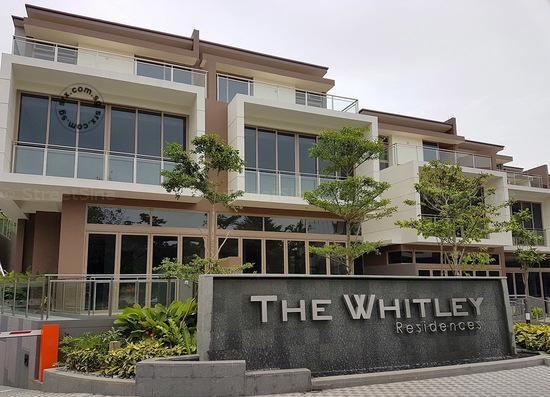 The Whitley Residences (D11), Semi-Detached #1942072