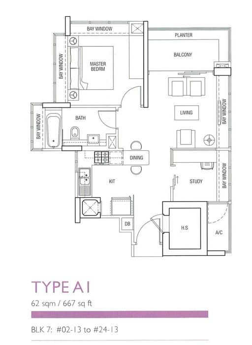 The Parc Condominium Condo Details - West Coast Walk in Buona Vista ...