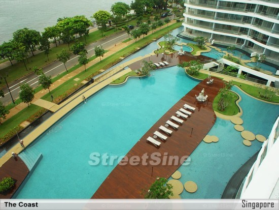 The Coast at Sentosa Cove (D4), Condominium #4282