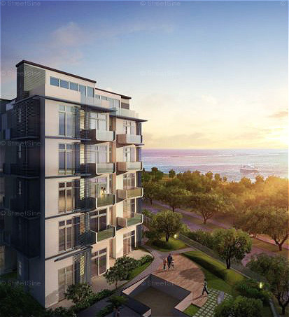 Sea Suites (D5), Apartment #44652