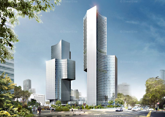Duo Residences project photo thumbnail