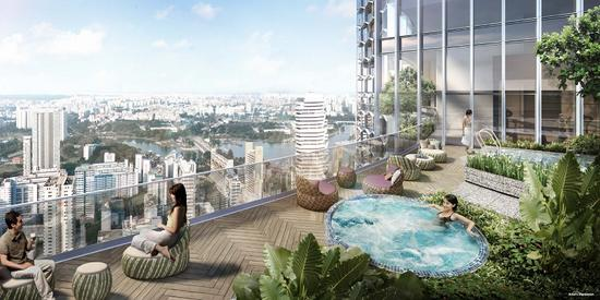 Duo Residences photo thumbnail #11